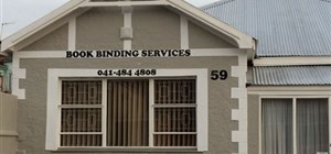 Historical building houses Bookbinding Services South Africa