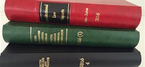 South African Law Report Binding - Bookbinding Services